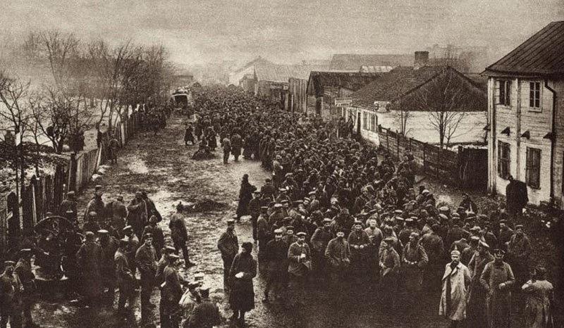 Ngày này năm xưa: Đức đả bại Nga, xoay chuyển thế chiến