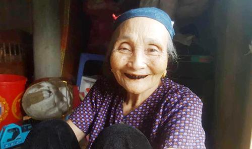 Bà nội Tiến Dũng