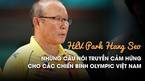 Những câu nói truyền cảm hứng của HLV Park Hang Seo