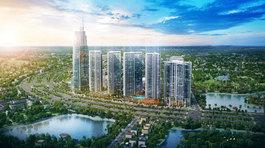Mua nhà sang, nhận lộc vàng cùng Eco Green Saigon