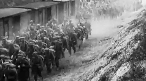 Nga đại bại trước Đức trong trận chiến kinh điển