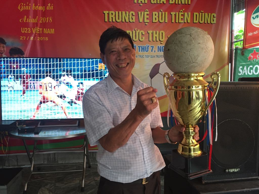 Trung vệ Bùi Tiến Dũng,U23 Việt Nam,Hà Tĩnh,Gia cảnh cầu thủ