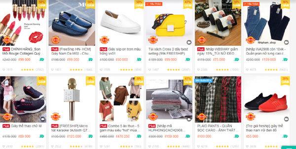Bí kíp tăng doanh số bán hàng trên sàn thương mại điện tử