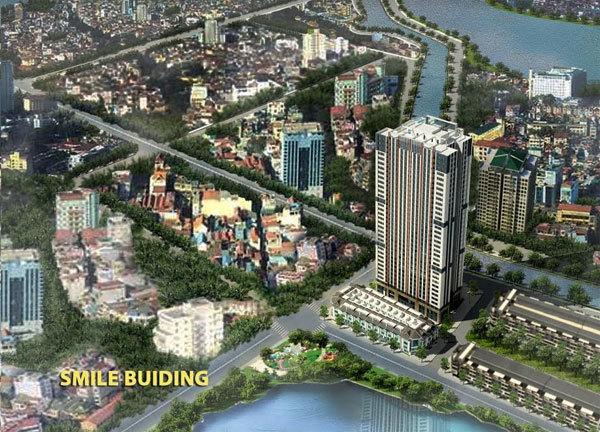 Smile Building đảm bảo hệ thống PCCC từ quá trình xây dựng
