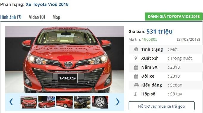 toyota vios,đánh giá xe,Mitsubishi,ô tôMitsubishi