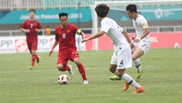 Thua U23 Hàn Quốc, U23 Việt Nam tranh HCĐ