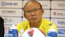 """HLV Park Hang Seo: """"Tôi tự hào về các cầu thủ U23 Việt Nam"""""""