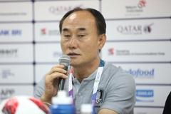 """HLV U23 Hàn Quốc: """"U23 Việt Nam thua, tôi cũng tiếc lắm"""""""