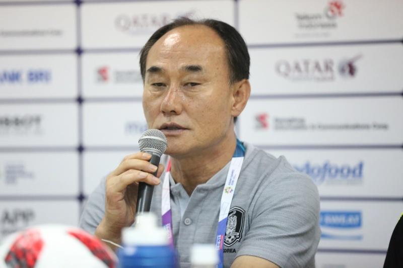 U23 Việt Nam,U23 Hàn Quốc,HLV Park Hang Seo