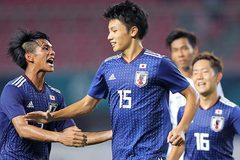 Link xem trực tiếp U23 Nhật Bản vs U23 UAE, 19h30 ngày 29/8