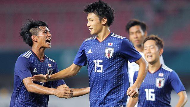 U23 Nhật Bản,U23 UAE,U23 Nhật Bản vs U23 UAE,bán kết Asiad 2018,trực tiếp bóng đá