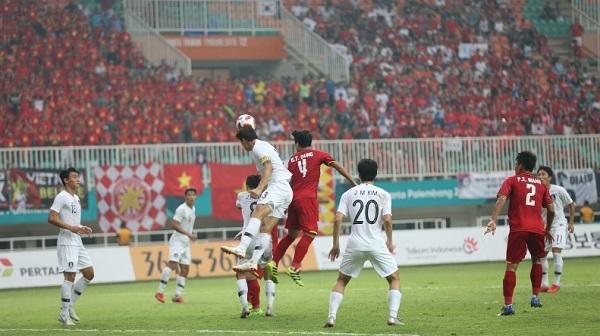 U23 Việt Nam,U23 Hàn Quốc,U23 Việt Nam vs U23 Hàn Quốc,HLV Park Hang Seo