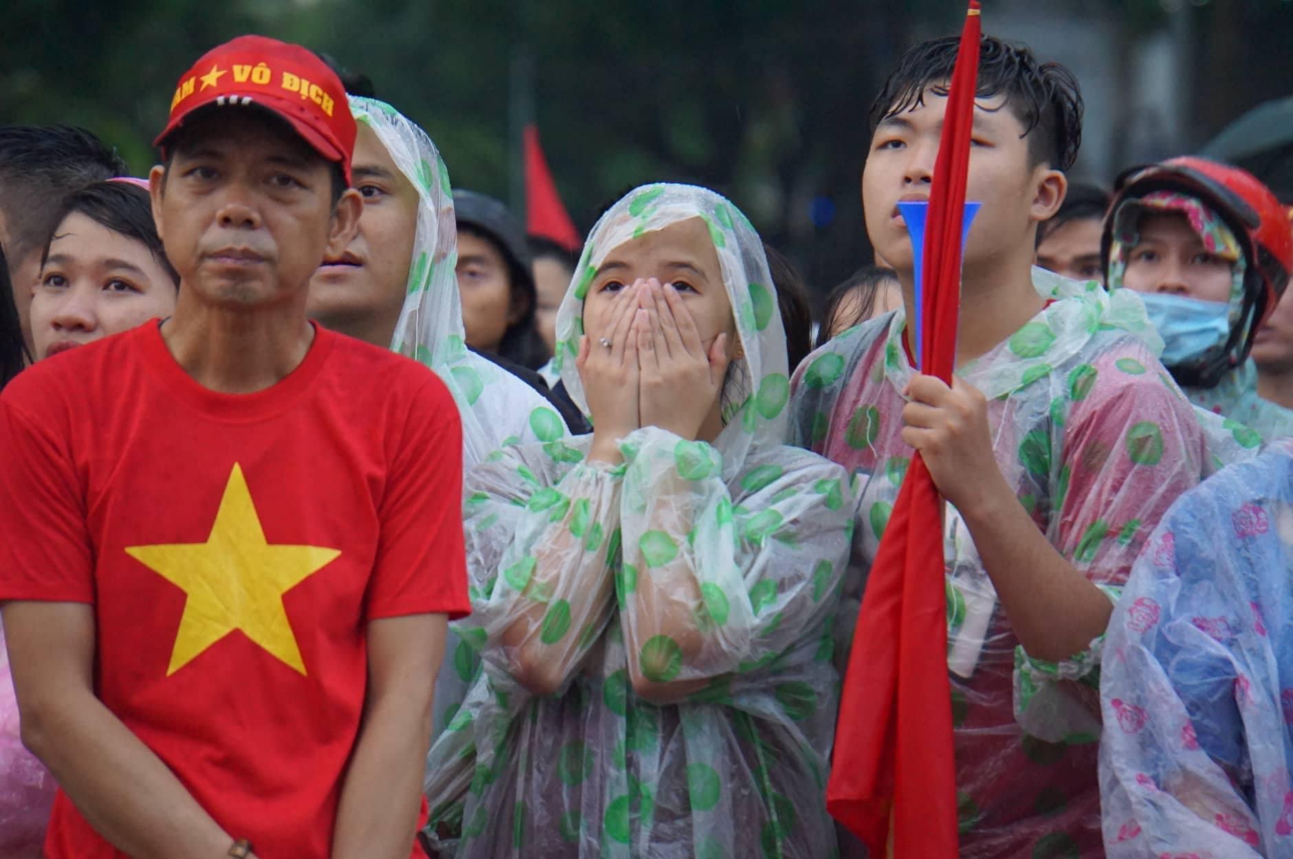 U23 Việt Nam,U23 Hàn Quốc,cổ vũ u23 Việt nam,Park Hang Seo