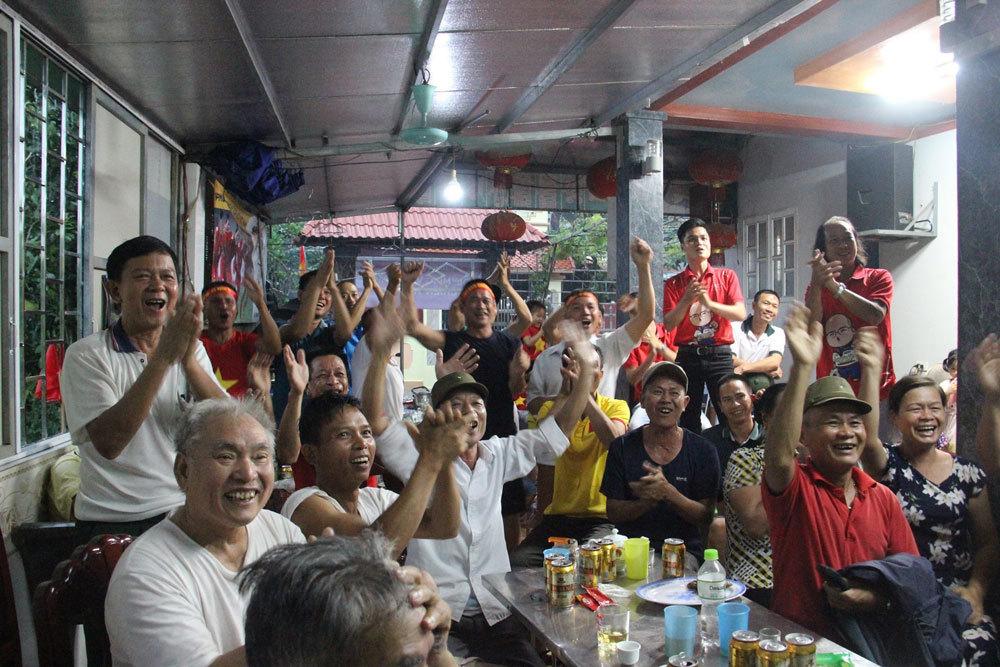 Cổ vũ U23 Việt Nam,U23 Việt Nam,bán kết asiad