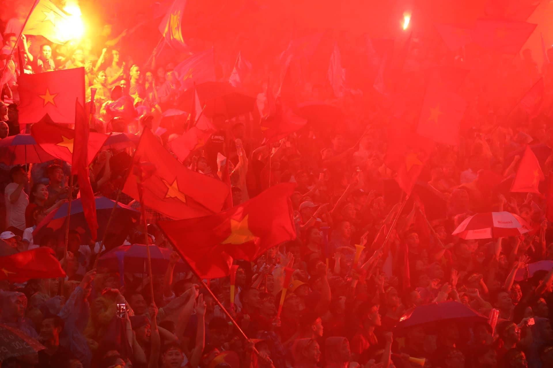 Khoảnh khắc đứng tim có 1-0-2 trong trận U23 Việt Nam vs U23 Hàn Quốc