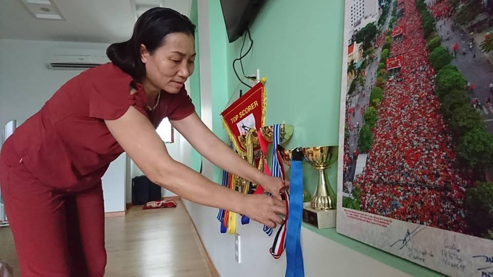 Mẹ Văn Toàn: Thầy Park không phải thích cầu thủ này hơn cầu thủ khác