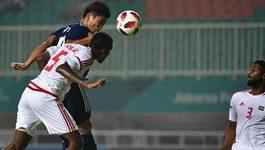 Video bàn thắng U23 Nhật Bản 1-0 U23 UAE