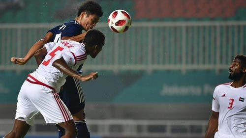 U23 Nhật Bản 1-0 U23 UAE