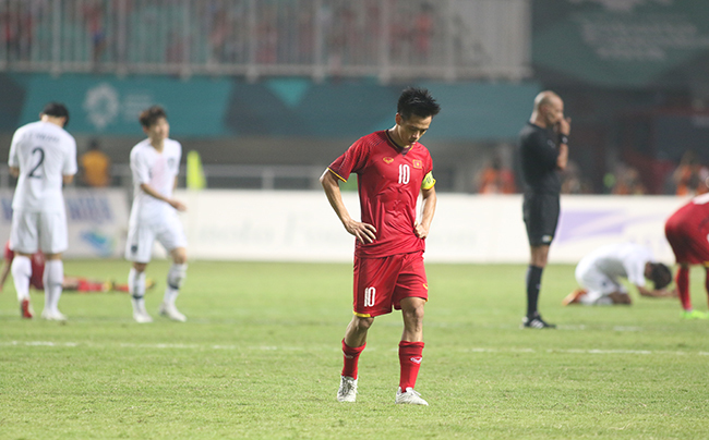 U23 Việt Nam,HLV Park Hang Seo,U23 Hàn Quốc,Bán kết Asiad 2018