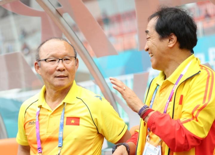 U23 Việt Nam,HLV Park Hang Seo,Asiad