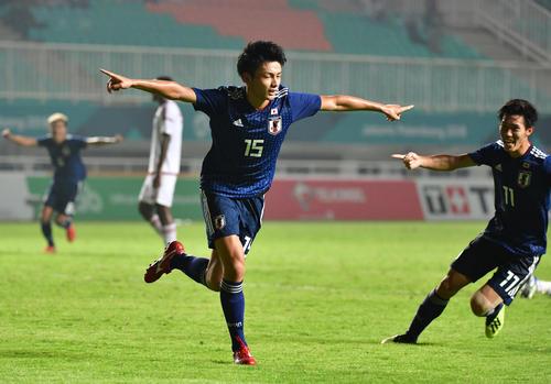 U23 Nhật Bản vào chung kết, U23 UAE đấu U23 Việt Nam