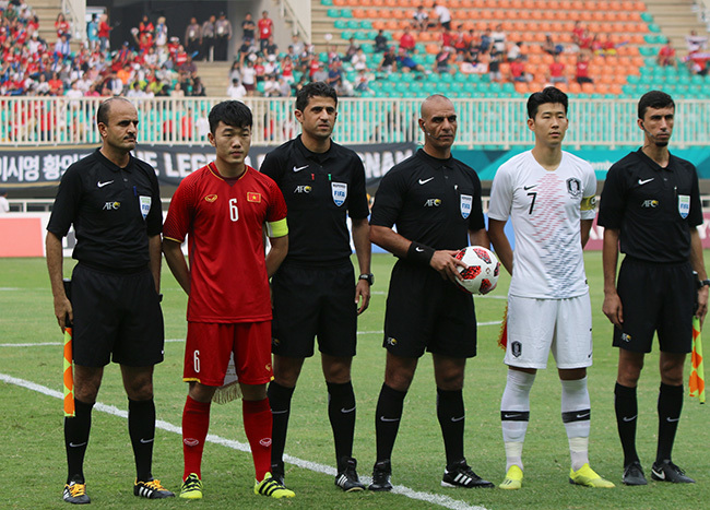 U23 Việt Nam,Xuân Trường,HLV Park Hang Seo,Công Phượng