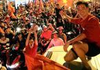 Hồ Ngọc Hà, Mr. Đàm phấn khích trước màn trình diễn của U23 Việt Nam