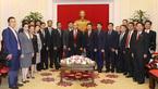 Đề xuất thúc đẩy trao đổi hoạt động thanh niên tình nguyện Việt Nam - Campuchia
