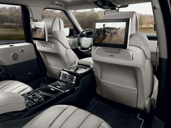 Ấn tượng Range Rover