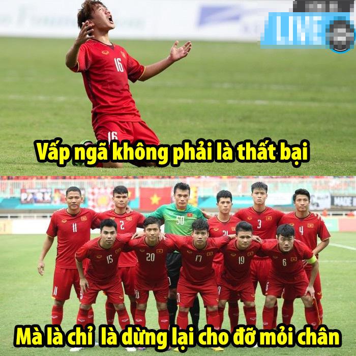 U23 Việt Nam,ảnh chế,xem bóng đá