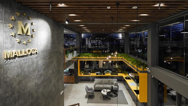 Malloca khai trương showroom 3.500 m2 ở Hà Nội