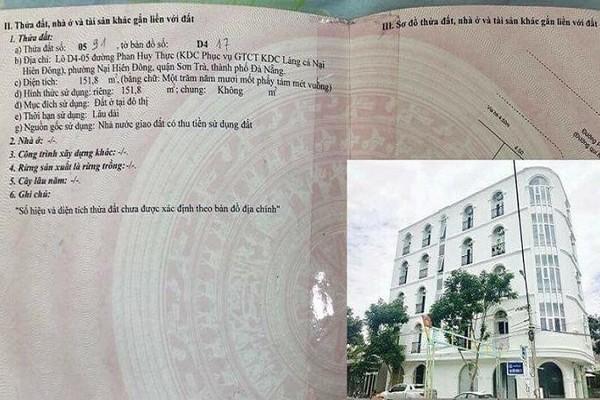 Ông Võ Phi Nhật Huy liên quan gì đến vụ kiện ở Đà Nẵng?