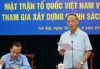 'Cử vụ trưởng đến là giải tán, không cho họp'