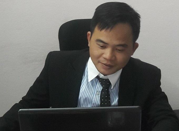 luật sư Vũ Văn Nho