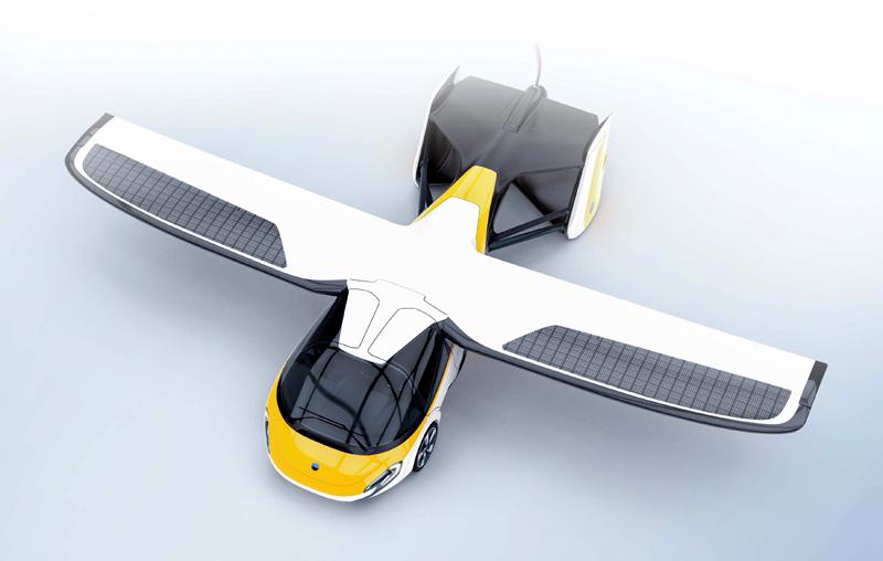 Ô tô bay hơn 20 tỷ: Đại gia mua đi tránh tắc đường