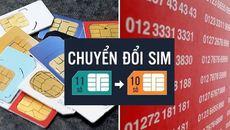 Chuyển SIM 11 số về 10 số: Dịch vụ ngân hàng có ảnh hưởng không?