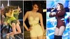 Hà Hồ, Đông Nhi, Hương Tràm lộ phần 'nhạy cảm' khi mặc bodysuit