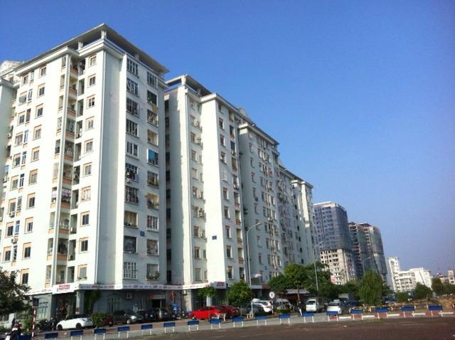 Từ 2/9: Tiền cho thuê diện tích kinh doanh nhà tái định cư dùng để bảo trì