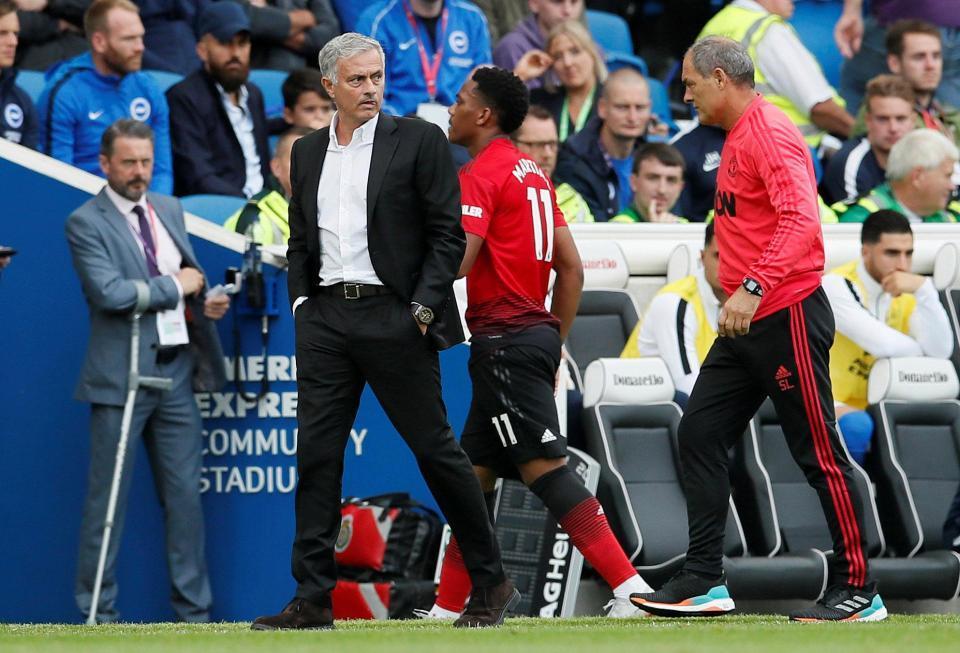 Tin Mourinho 'bay ghế', Martial ký tiếp 5 năm với MU