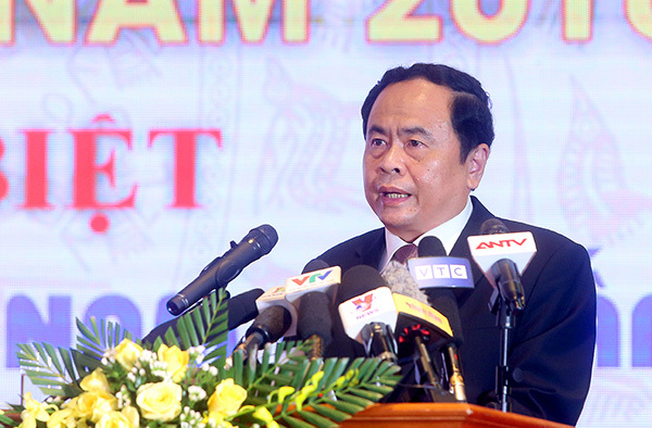 Chủ tịch nước Trần Đại Quang,công nghệ 4.0