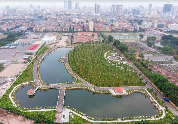 Đường Nguyễn Cơ Thạch kéo dài, dự án nào hưởng lợi?