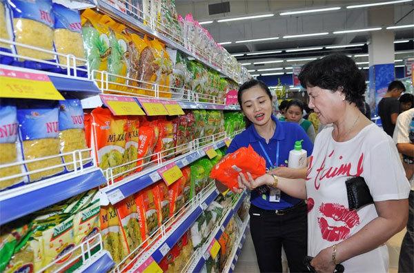 'Đại khuyến mãi' ở siêu thị Co.opmart và Co.opXtra