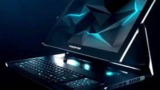 Laptop 'quái vật' của Acer lộ diện