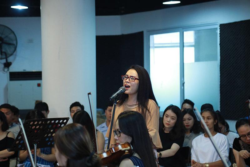 Mỹ Linh, Tân Nhàn tích cực tập luyện cho 'Điều còn mãi 2018'