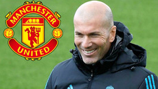 Zidane chiếm ghế nóng MU, Barca tậu Pogba năm 2019