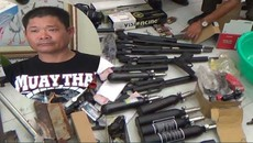 Bắt thành viên tổ chức Việt Tân mang vũ khí về Việt Nam chống phá