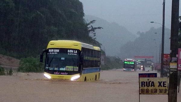 Mưa lũ,Sơn La,lũ lụt