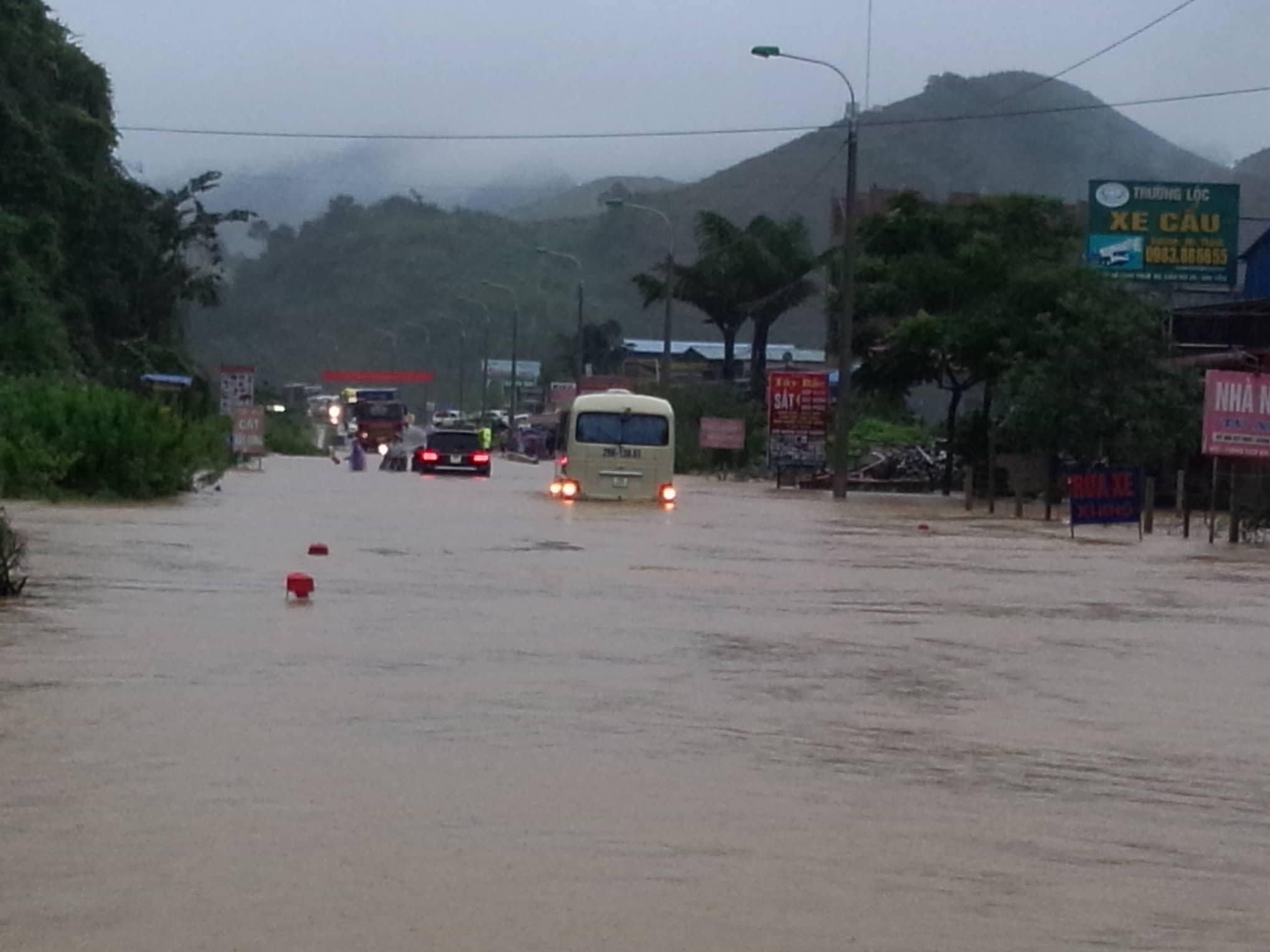 lũ lụt,lũ ở Sơn La,mưa lũ