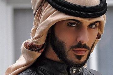 Ngắm những người đàn ông gốc Trung Đông đẹp hết chỗ chê