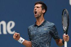 US Open: Djokovic chật vật vào vòng 3